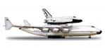 Antonov AN-225 & Buran Shuttle